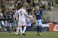 LA Galaxy vs Seattle Sounders - 10 Sep 2017