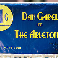 Dan Gabel and The Abletones with Sarah Gardner in Norwood 07-14-19