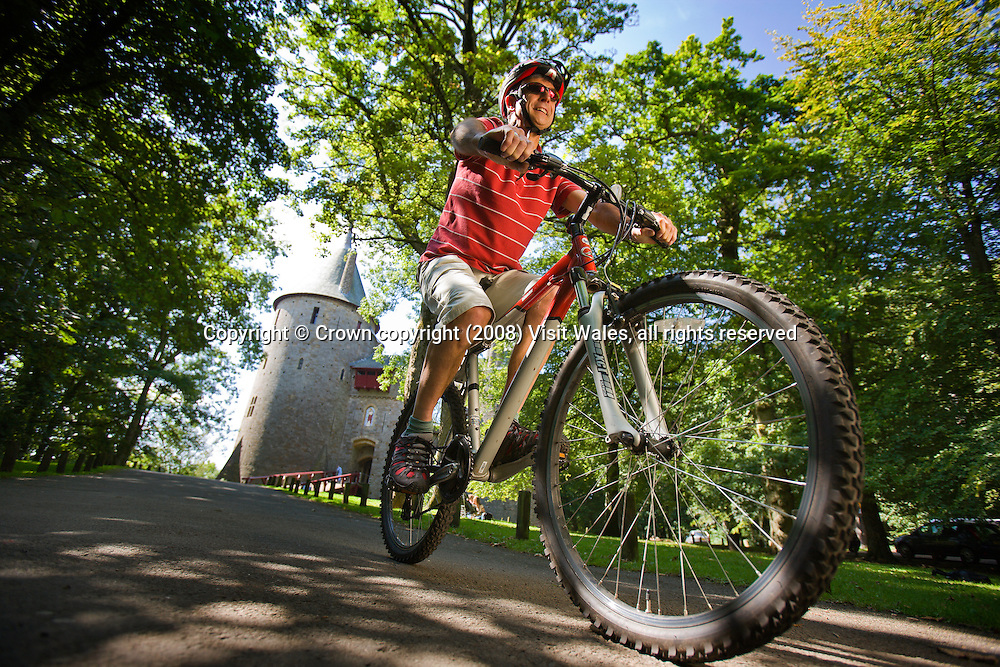 Castell Coch<br /> Taff Trail<br /> Cycling<br /> Activities &amp; Sports