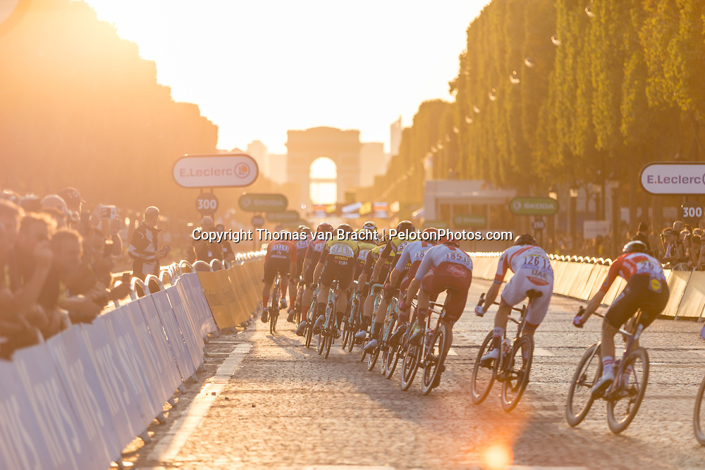 Stage 21 from Rambouillet to Paris of the 106th Tour de France, 28 July 2019. Photo by Thomas van Bracht / PelotonPhotos.com | All photos usage must carry mandatory copyright credit (Peloton Photos | Thomas van Bracht)