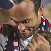 Landon Donovan Farewell Match. USA Vs Ecuador. Hartford, Connecticut.