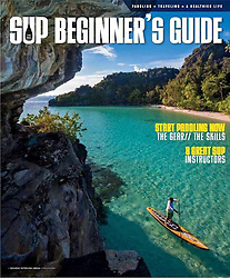 SUP Magazine<br /> Cover