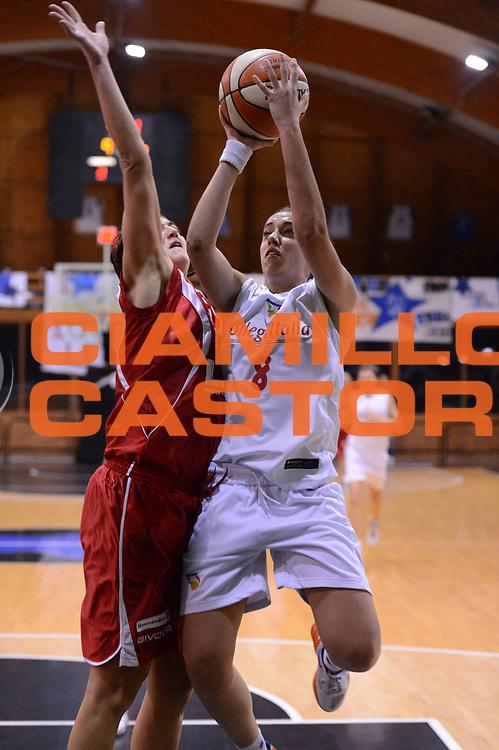 DESCRIZIONE : Roma Basket Campionato Italiano Femminile serie B 2012-2013<br />  College Italia  Gruppo L.P.A. Ariano Irpino<br /> GIOCATORE : Reggiani Erica<br /> CATEGORIA : tiro<br /> SQUADRA : College Italia<br /> EVENTO : College Italia 2012-2013<br /> GARA : College Italia  Gruppo L.P.A. Ariano Irpino<br /> DATA : 03/11/2012<br /> CATEGORIA : palleggio<br /> SPORT : Pallacanestro <br /> AUTORE : Agenzia Ciamillo-Castoria/GiulioCiamillo<br /> Galleria : Fip Nazionali 2012<br /> Fotonotizia : Roma Basket Campionato Italiano Femminile serie B 2012-2013<br />  College Italia  Gruppo L.P.A. Ariano Irpino<br /> Predefinita :