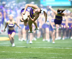 19.06.2016, FAC Stadion, Wien, AUT, AFL, AFC Vienna Vikings vs Projekt Spielberg Graz Giants, im Bild Vikings Senior Cheerleader // during the AFL game between AFC Vienna Vikings vs Projekt Spielberg Graz Giants at the FAC Stadion, Vienna, Austria on 2016/06/19. EXPA Pictures © 2016, PhotoCredit: EXPA/ Thomas Haumer