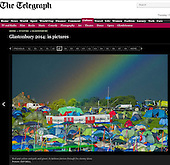 Glastonbury Coverage