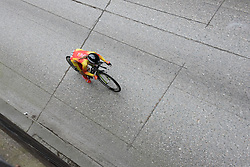 Lourdes Oyarbide at UCI Road World Championships Elite Women's Individual Time Trial 2017 a 21.1 km time trial in Bergen, Norway on September 19, 2017. (Photo by Sean Robinson/Velofocus)