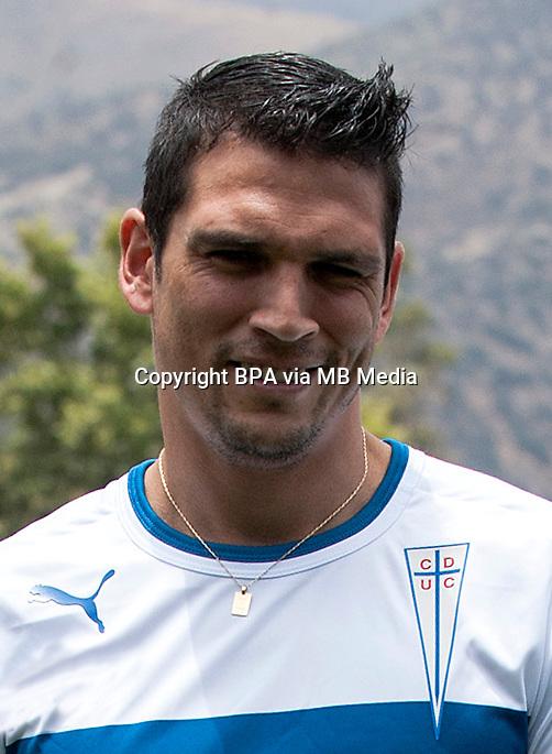 Chile Football League Serie A  /<br /> ( Club Deportivo Universidad Catolica ) - <br /> Mark Gonzalez