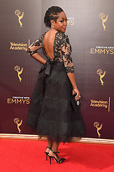 Tichina Arnold bei der Ankunft zur Verleihung der Creative Arts Emmy Awards in Los Angeles / 110916 <br /> <br /> *** Arrivals at the Creative Arts Emmy Awards in Los Angeles, September 11, 2016 ***