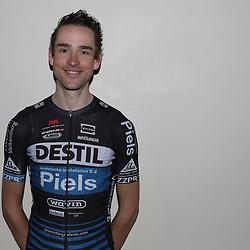 17-02-2017: Wielrennen: Teampresentatie Destil teams: Venray     <br /> Peter Schulting (Lemele)