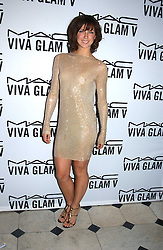MARGO STILLEY at a party to celebrate Pamela Anderson's new role as spokesperson and newest face of the MAC Aids Fund's Viva Glam V Campaign held at Home House, Portman Square, London on 21st April 2005.<br /><br />NON EXCLUSIVE - WORLD RIGHTS