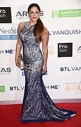 My Face, My Body Awards at Intercontinental Hotel, Park Lane, London on Saturday 7 November 2015