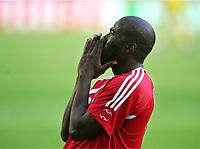Cornell Glen Trinidad<br /> Fussball WM 2006 Trinidad und Tobago - Schweden <br /> Sverige<br /> <br /> Norway only