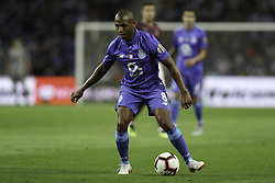 July 28, 2018 - Porto, Porto, Portugal - Porto's Algerian forward Yacine Brahimi in action during the Official Presentation of the FC Porto Team 2018/19 match between FC Porto and Newcastle, at Dragao Stadium in Porto on July 28, 2018. (Credit Image: © Dpi/NurPhoto via ZUMA Press)