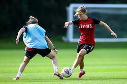 Vita Van Der Linden of Bristol City Women during training at Failand - Mandatory by-line: Robbie Stephenson/JMP - 26/09/2019 - FOOTBALL - Failand Training Ground - Bristol, England - Bristol City Women Training