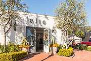 Jolie Clothing Store in Lido Marina Village of Newport Beach