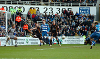 Photo: Ed Godden.<br />Reading v Wolverhampton Wanderers. Coca Cola Championship. 18/03/2006. <br />Bobby Convey (R), scores for Reading.