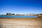 Eilat, Israel the artificial lagoon