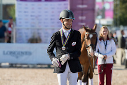 Snikus Richards, LAT, King Of The Dance<br /> FEI European Para Dressage Championships - Goteborg 2017 <br /> &copy; Hippo Foto - Dirk Caremans