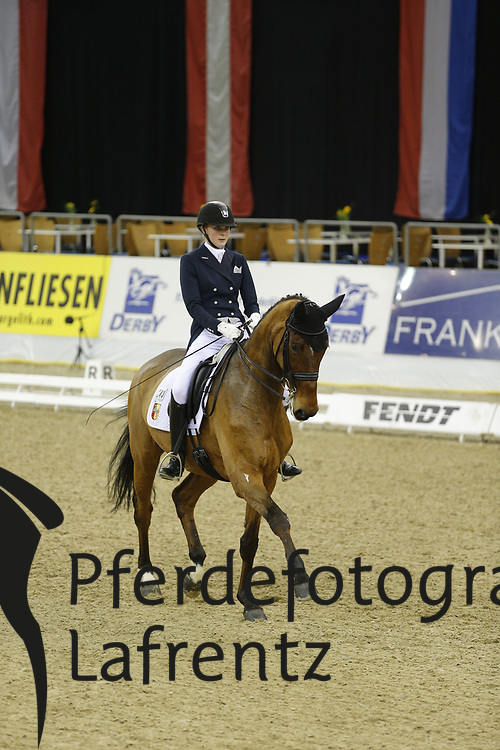 Funke, Sophia, Lousiana K<br /> Oldenburg - Agravis Cup<br /> Nationale Dressur<br /> © www.sportfotos-lafrentz.de/ Stefan Lafrentz
