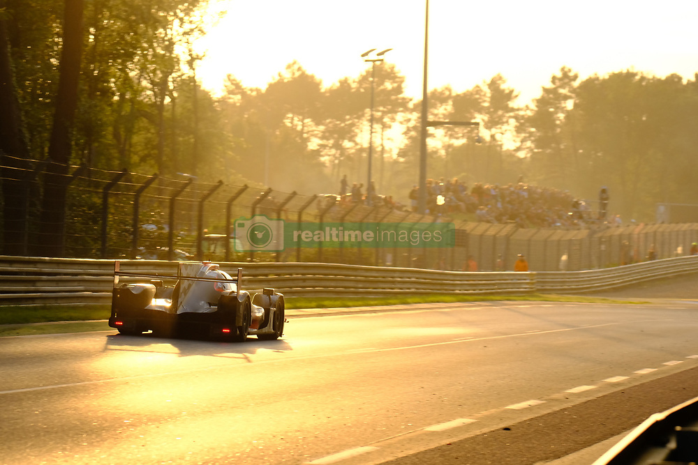 June 17, 2018 - Le Mans, Sarthe, France - TDS Racing ORECA 07 Gibson Driver MATTHIEU VAXIVIERE (FRA) in action during the 86th edition of the 24 hours of Le Mans 2nd round of the FIA World Endurance Championship at the Sarthe circuit at Le Mans - France (Credit Image: © Pierre Stevenin via ZUMA Wire)