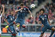 Fussball Champions League 2013/2014: FC Bayern Muenchen - ZSKA Moskau