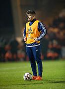 Scotland's Cammy Ballantyne - Scotland under 21s v Estonia international challenge match at St Mirren Park, St Mirren. Pic David Young<br />  <br /> - © David Young - www.davidyoungphoto.co.uk - email: davidyoungphoto@gmail.com