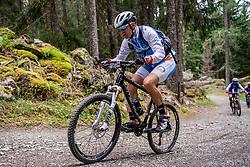13-09-2017 FRA: BvdGF Tour du Mont Blanc day 4, Trient<br /> Van Chamonix naar Trient /