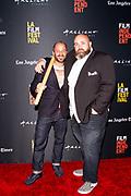 Director Gabriel Taraboulsy, and Chef Evan Funké
