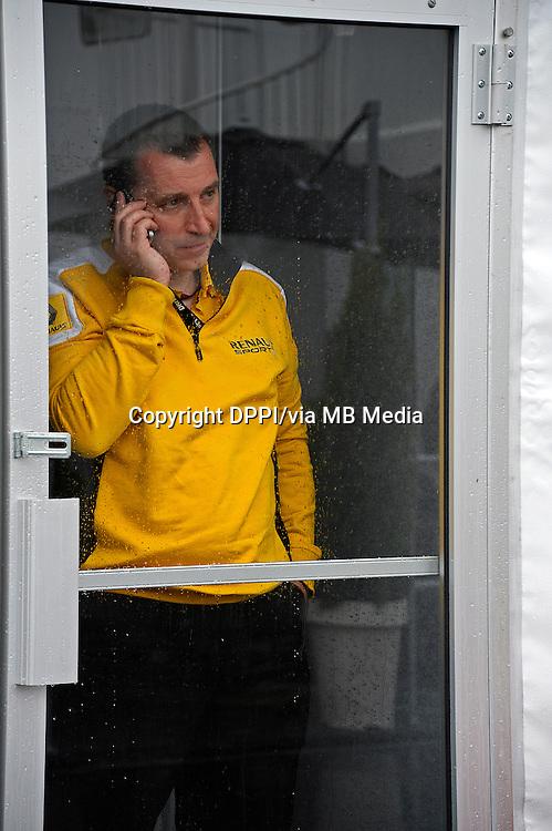 MOTORSPORT - F1 2013 - GRAND PRIX OF CANADA - MONTREAL (CAN) - 07 TO 09/06/2013 - PHOTO ERIC VARGIOLU / DPPI WHITE ROB (GBR) - DEPUTY MANAGING DIRECTOR RENAULT SPORT F1 - DIRECTEUR MOTEUR - AMBIANCE PORTRAIT