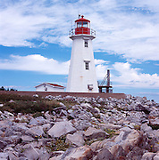 West End Lighthouse, Liverpool, Nova Scotia