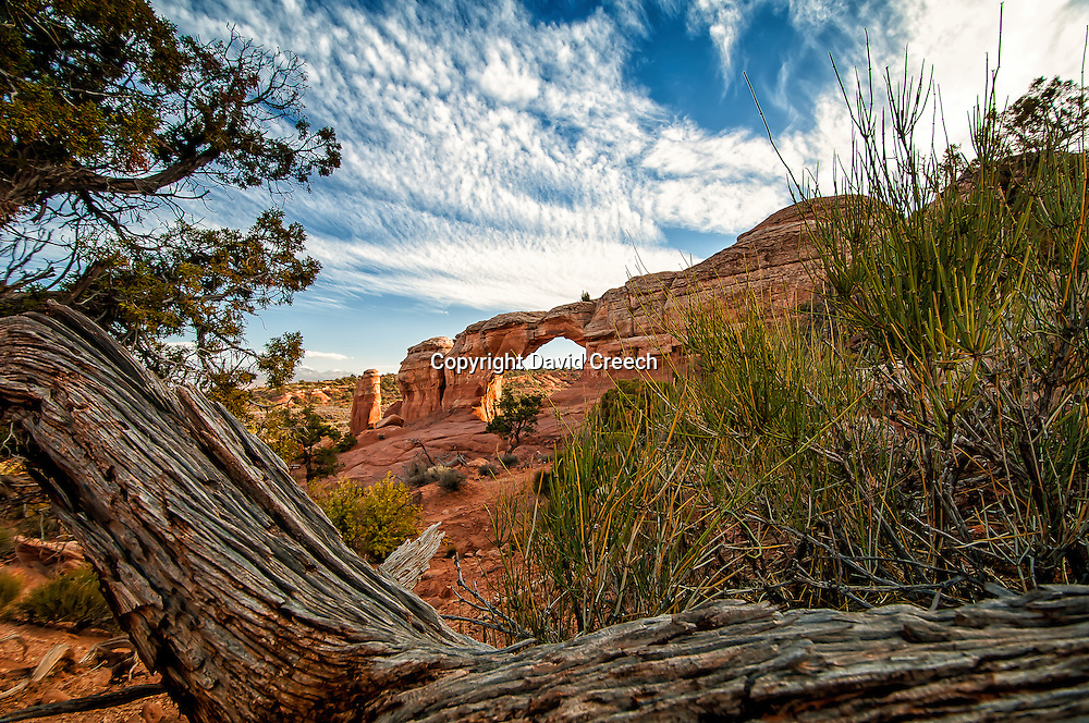 We spent a lot of time at Broken Arch and it is easily one of my favorite arches in the whole park.