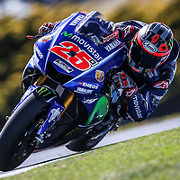 Round 0.0 Phillip Island Test