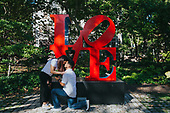 Mike Garcia Proposal | Contigo Photos + Films  | University of Pennsylvania Philadelphia