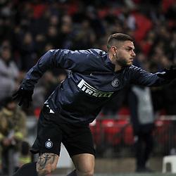 Tottenham Hotspur v Inter Milan, Champions League, 28 November 2018