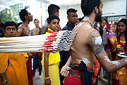 Thaipusam 2014 Celebration in Singapore