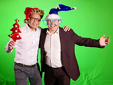 Green Screen - Huawei Christmas Party @ RHK