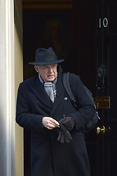 © Licensed to London News Pictures. 12/03/2013. Westminster, UK. Dr Vincent Cable,  Liberal Democrat MP, Secretary of State for Business, Innovation and Skills. Ministers in Downing Street today 12 March 2013. Photo credit : Stephen Simpson/LNP