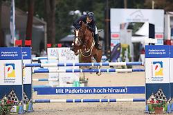 Wulschner, Benjamin (GER) Rytters Quinton<br /> Paderborn - Paderborn Challenge 2016<br /> © www.sportfotos-lafrentz.de