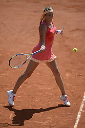 Victoria Azarenka  competing in the French Open, at Roland Garros, Paris , May, 2012 , Photo by: Imago / i-Images