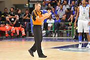 DESCRIZIONE : Eurolega Euroleague 2014/15 Gir.A Dinamo Banco di Sardegna Sassari - Anadolu Efes Istanbul<br /> GIOCATORE : Benjamin Jimenez<br /> CATEGORIA : Arbitro Referee<br /> SQUADRA : Arbitro Referee<br /> EVENTO : Eurolega Euroleague 2014/2015<br /> GARA : Dinamo Banco di Sardegna Sassari - Anadolu Efes Istanbul<br /> DATA : 24/10/2014<br /> SPORT : Pallacanestro <br /> AUTORE : Agenzia Ciamillo-Castoria / Luigi Canu<br /> Galleria : Eurolega Euroleague 2014/2015<br /> Fotonotizia : Eurolega Euroleague 2014/15 Gir.A Dinamo Banco di Sardegna Sassari - Anadolu Efes Istanbul<br /> Predefinita :