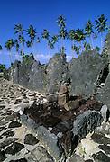 Marae at Taputaputaea, Raiatea, French Polynesia