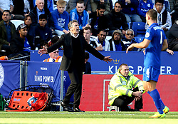 Southampton manager Claude Puel - Mandatory by-line: Robbie Stephenson/JMP - 02/10/2016 - FOOTBALL - King Power Stadium - Leicester, England - Leicester City v Southampton - Premier League