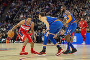 Washington Wizards Trevor Ariza (1) during the NBA London Game match between Washington Wizards and New York Knicks at the O2 Arena, London, United Kingdom on 17 January 2019.
