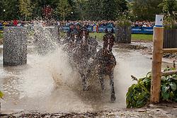 Olin Axel, SWE, Amigo, Bolero 362, Pamino 73, Revolt, Wittstein 2<br /> FEI European Driving Championships - Goteborg 2017 <br /> © Hippo Foto - Dirk Caremans<br /> 26/08/2017,