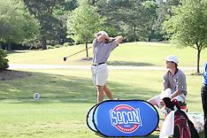 Men's Golf Round 1