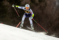 TOMSIC Nika of Slovenia competes during the Ladies' GiantSlalom at 56th Golden Fox event at Audi FIS Ski World Cup 2019/20, on February 15, 2020 in Podkoren, Kranjska Gora, Slovenia. Photo by Matic Ritonja / Sportida