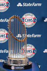 2016 State Farm Insurance - Chicago Cubs World Trophy Tour