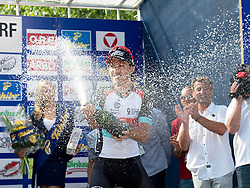 06.07.2013, AUT, 65. Oesterreich Rundfahrt, 7. Etappe, Podersdorf, Einzelzeitfahren im Bild Etappensieger #2 Fabian Cancellara, SUI, (Radioshack Leopard) // during the 65th Tour of Austria, Stage 7, Podersdorf, Timetrail, Austria on 2013/07/06. EXPA Pictures © 2013, PhotoCredit: EXPA/ R. Eisenbauer