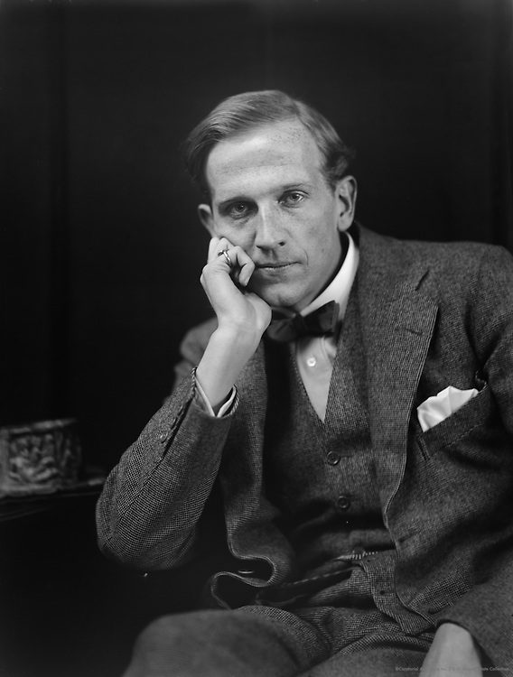 A.A. Milne, English Author, 1916