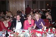 Clifford Potter 1V, Alexandra di Valmaravana and Katie Mcmahon. White Knights Ball, Grosvenor House. Park Lane. London. 6  January 2006. ONE TIME USE ONLY - DO NOT ARCHIVE  © Copyright Photograph by Dafydd Jones 66 Stockwell Park Rd. London SW9 0DA Tel 020 7733 0108 www.dafjones.com